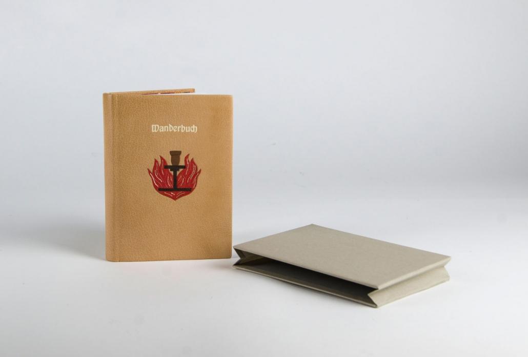 Wanderbuch Keramikerin