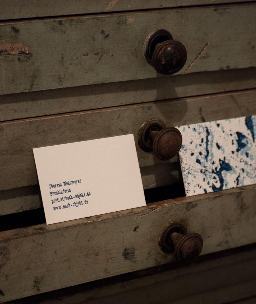 Vistienkarten zum Thema Giveaway